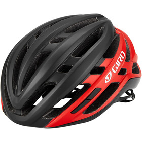 Giro Agilis MIPS Helmet matte black/bright red